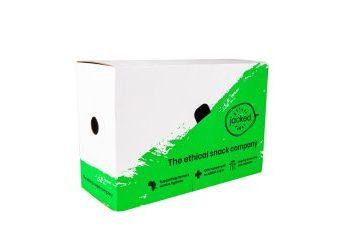 Shelf ready cardboard packaging