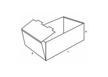 cardboard tray design