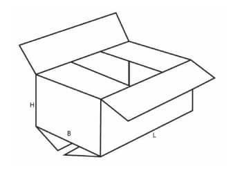 Cardboard Box Drawing