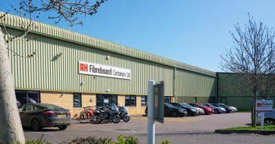 rh fibreboard factory