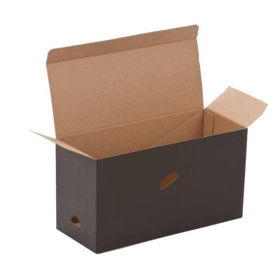 Quick Assembly Crash Lock Box